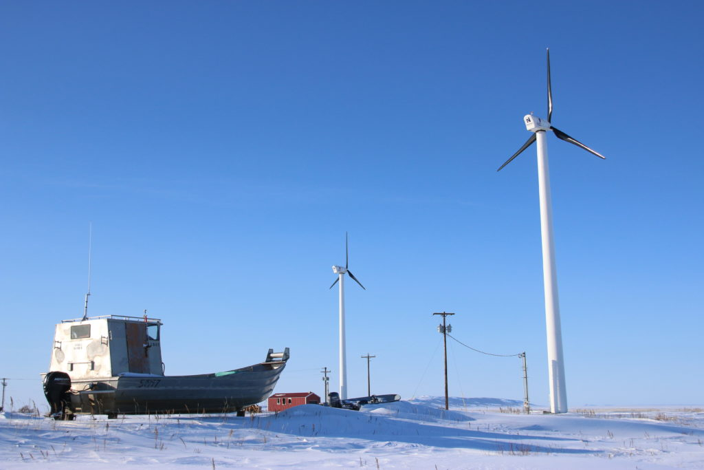 Shaktoolik AVEC Turbines_Wind to Heat