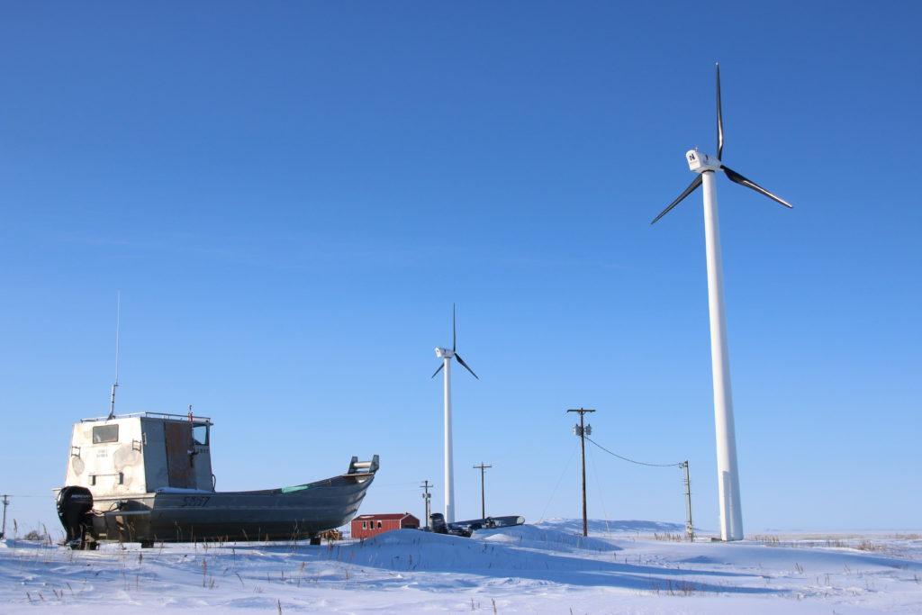 Shaktoolik AVEC Turbines_Wind to Heat