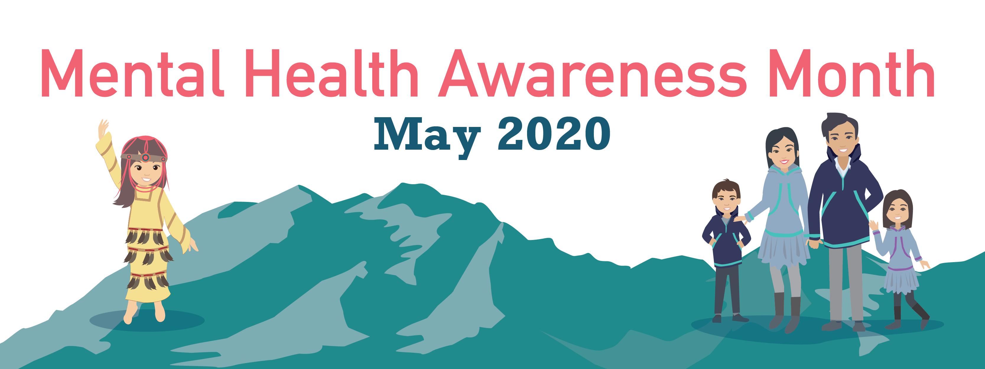Mental Health Awareness Month May 2020